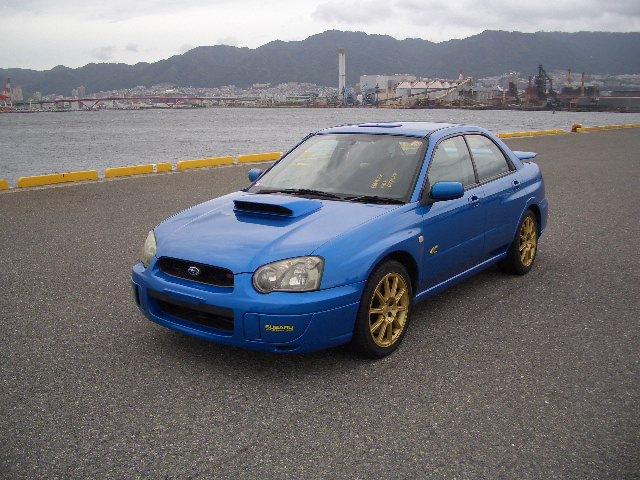 Subaru Sti Spec C WR Limited