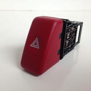 Genuine Subaru Red Hazard switch S204