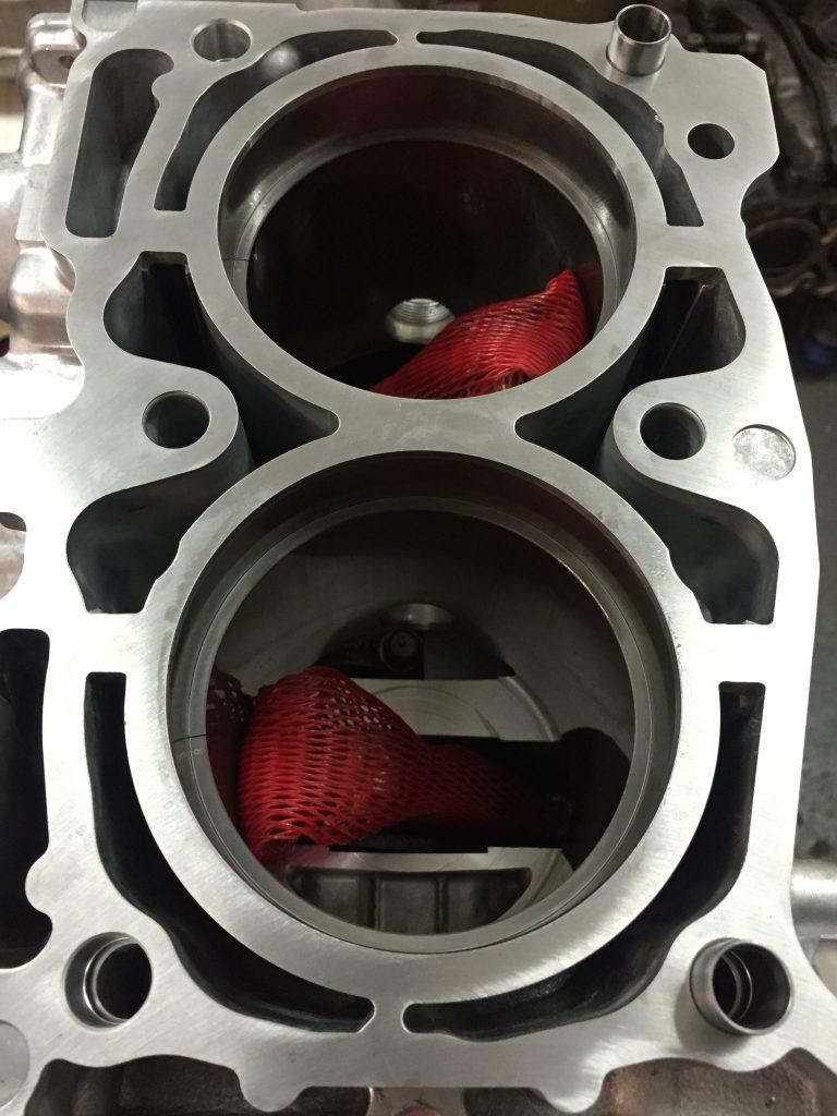 Subaru engine rebuild EJ20/EJ22/EJ25