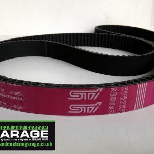 Sti timing belt ST130284S000 Subaru EJ20 EJ25 EJ22