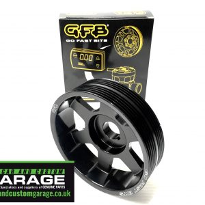 Go Fast Bits GFB Light weight pulley Subaru