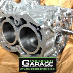 Bristol Genuine Subaru Parts Short Motor Engine SCDB EJ207 Wrx Sti 10103AB470 factory forged Gdb