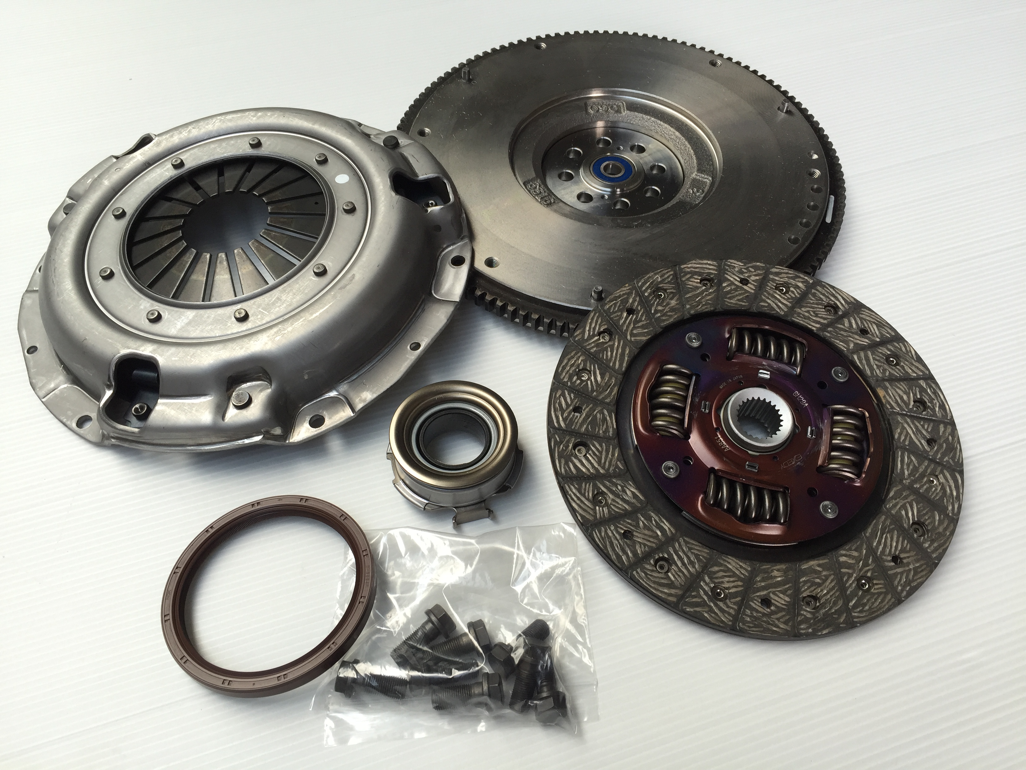 Subaru Legacy-Outback-Forester Clutch & Flywheel Kits
