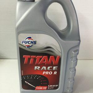 fuchs titan race pro r 15w-50