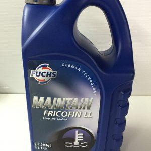 Fuchs maintain Fricofin LL Anti freeze