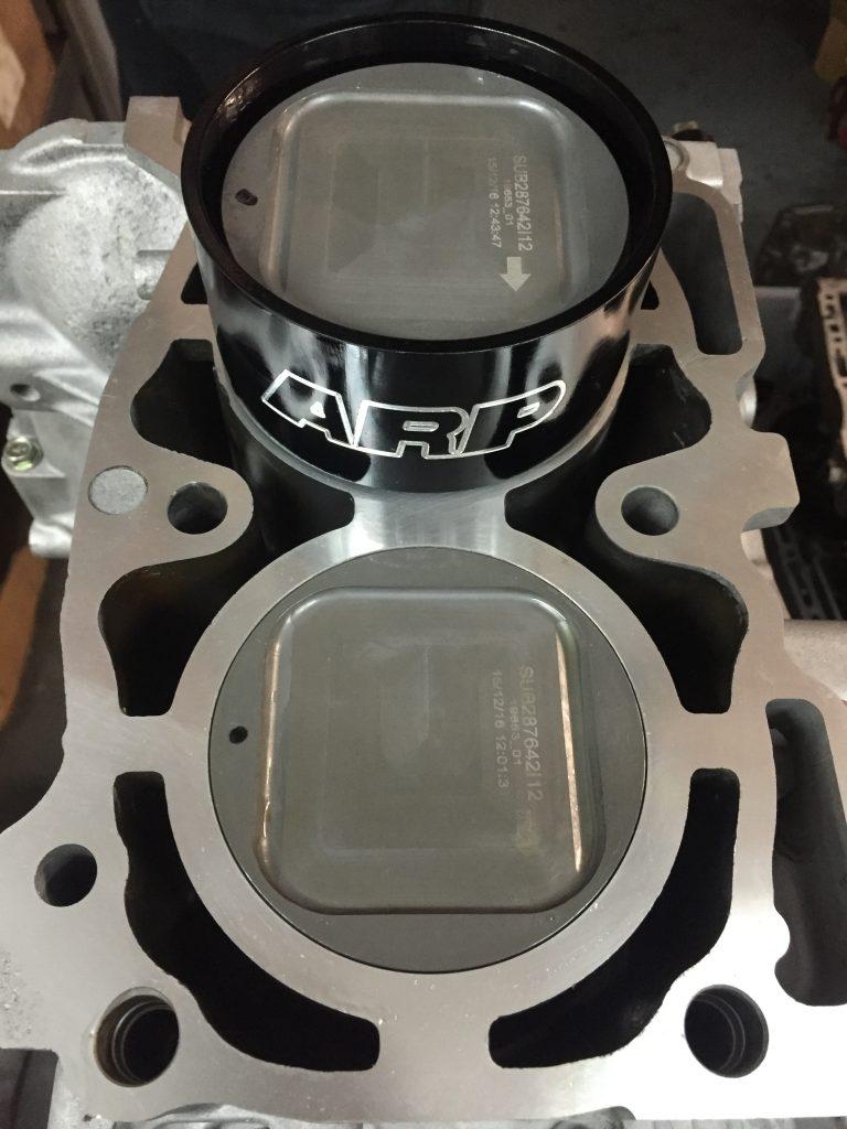 Subaru engine rebuild EE20, EZ30, EZ36, FA20, EJ20