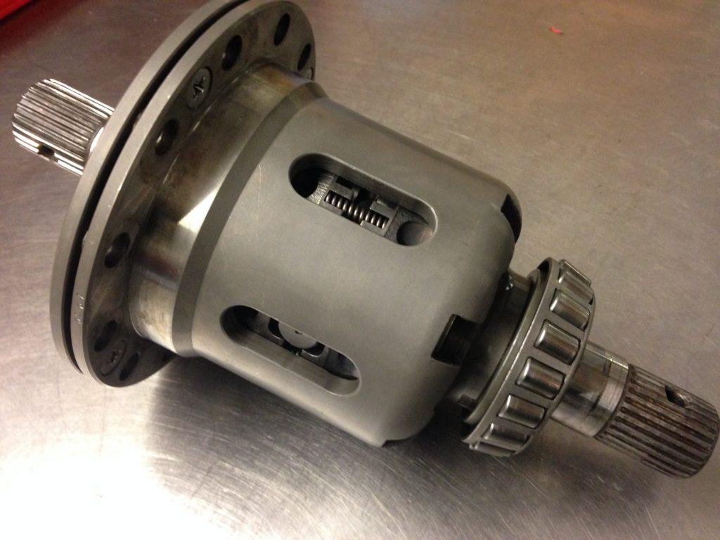 Subaru gearbox rebuild
