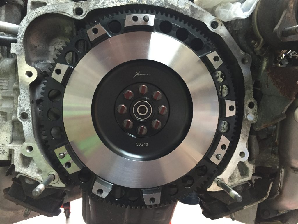 Xtreme performance clutch and flywheels