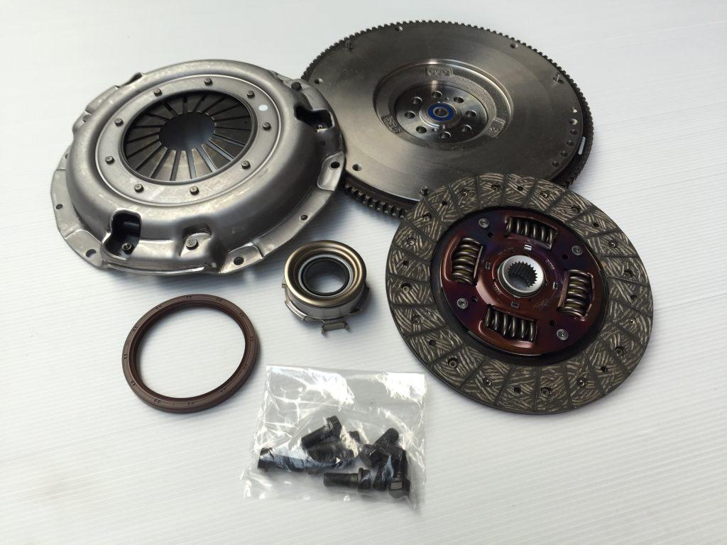 Subaru clutch and flywheel