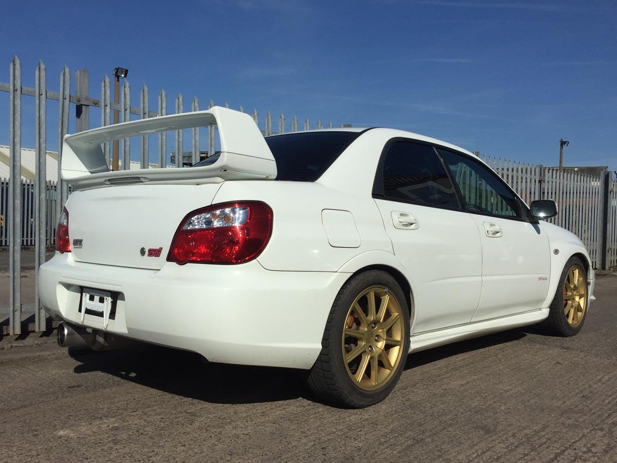 Car & Custom Garage Subaru for sale