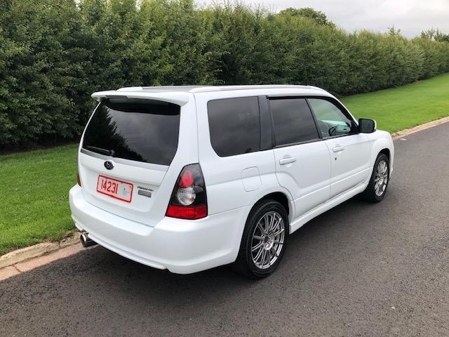 Subaru Forester Cross Sport