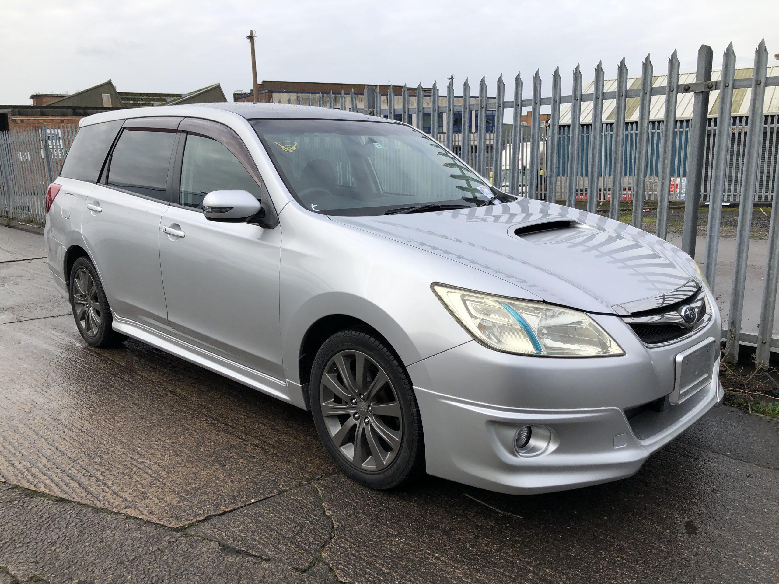 Subaru Exiga GT
