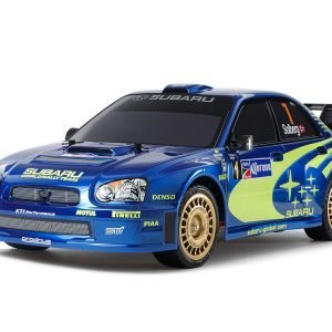 1/10 R/C Subaru Impreza Mexico 2004 (TT-01 Type-E) Item No: 47372