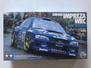 Subaru merchandise